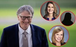 """3 """"bóng hồng"""" ghi dấu ấn khó quên trong cuộc đời Bill Gates: Người may mắn trở thành vợ, người an phận làm tri kỷ, đáng trách nhất là kẻ đâm lén sau lưng"""