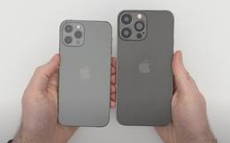 """Lộ diện bản mẫu iPhone 13: Camera """"siêu to khổng lồ"""", thiết kế không khác biệt"""
