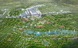 """2 đại gia """"bắt tay"""" phát triển đại đô thị sinh thái quy mô 120ha tại Bình Phước"""