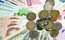 USD xuống đáy 2 tháng, Nhân dân tệ lập đỉnh hơn 8 tuần; các tiền điện tử Bitcoin, Either và Dogecoin đều tăng