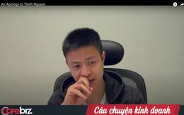 9x Việt lọt Forbes under 30 đăng video xin lỗi sau phốt dồn đồng hương vào 'đường cùng', cộng đồng phẫn nộ: Này CEO, anh chỉ đang cố PR chứ nào có xin lỗi chân thành!