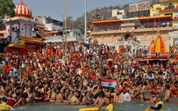 Lễ hội Kumbh Mela – sự kiện siêu lây lan Covid-19 nhấn chìm Ấn Độ trong khủng hoảng