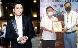 Đại diện NS Hoài Linh trao 1 tỷ đồng ủng hộ người dân vùng lũ Quảng Trị, hé lộ kế hoạch cứu trợ miền Trung giữa lùm xùm