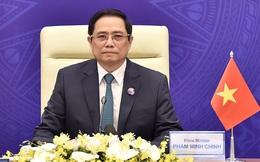 """Việt Nam kiên quyết không chấp nhận mô hình """"tăng trưởng trước, dọn dẹp sau"""""""