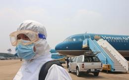 Giảm tần suất chuyến bay đến sân bay Tân Sơn Nhất trong 2 tuần
