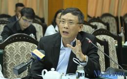 Ông Vũ Bằng: 'Hệ thống cũng như con người, phải có lúc ốm đau'