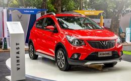 VinFast Fadil lần thứ 2 thành mẫu xe bán chạy nhất thị trường năm 2021