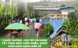 3 ngôi trường liên cấp đặc biệt ở Hà Nội - nơi trẻ được vẫy vùng giữa thiên nhiên, thoát khỏi gánh nặng điểm số: Hạnh phúc là tiêu chí giáo dục quan trọng nhất!