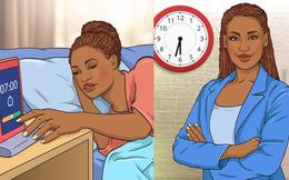 Lợi ích không ngờ khi duy trì thói quen đi ngủ, thức dậy đúng mỗi ngày: Vừa tốt cho tinh thần, sức khỏe tiêu hóa, vừa thúc đẩy hiệu suất cuộc sống