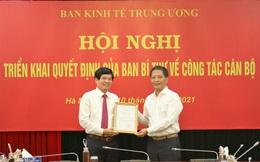 Ông Đỗ Ngọc An làm Phó Trưởng Ban Kinh tế Trung ương