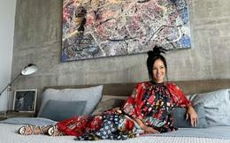 Không gian căn hộ tiện nghi, đậm chất nghệ thuật của diva Hồng Nhung: Nơi để gia đình vui vầy, gắn bó yêu thương