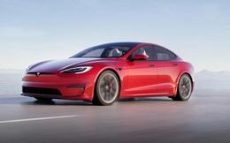 """Tesla bắt đầu bàn giao """"siêu sedan"""" Model S Plaid: mạnh 1.020 mã lực, tăng tốc 1-100 km/h trong dưới 2 giây, giá từ 131.000 USD"""