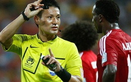 Profile trọng tài Nhật Bản bắt chính trận Malaysia vs Việt Nam: Từng đến V.League làm việc, gắn với kỷ niệm đáng quên của HLV Park Hang-seo