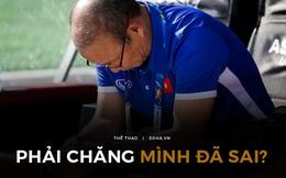 """Hạ Malaysia không khó, song liệu thầy Park có thoát cảnh """"thân bại danh liệt"""" đậm chất déjà vu?"""