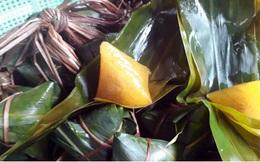 Bánh ú nước tro Sóc Trăng hút khách dịp Tết Đoan Ngọ