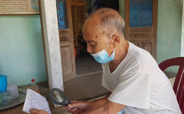 Cụ ông 96 tuổi rút 10 triệu tiền lo trăm tuổi để ủng hộ quỹ phòng chống Covid-19