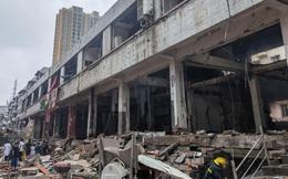 Trung Quốc: Nổ ống dẫn khí gas, hàng trăm người thương vong