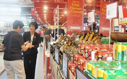 Hàng Việt 'xuất ngoại' qua kênh phân phối hiện đại