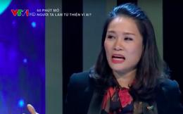 """Phát ngôn """"làm từ thiện vì ai"""" của nhà báo Tạ Bích Loan 5 năm trước bỗng gây sốt trở lại sau loạt ồn ào chuyện showbiz gần đây"""