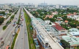Loạt công trình giao thông quan trọng tại Tp.HCM gấp rút hoàn thành trong năm 2021