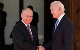 """Thượng đỉnh Mỹ - Nga: Bị gọi là """"kẻ giết người"""", ông Putin hài lòng với lời giải thích của ông Biden"""