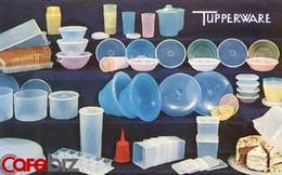 Tupperware: Thành đế chế tỷ 'đô' nhờ 'mượn' phòng khách của mọi người, nổi tiếng nhưng mấy chục năm sau mới mở store