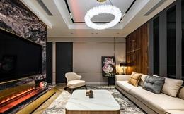 Căn hộ đập thông 140m2 thiết kế nội thất hiện đại, ấm cúng và hợp phong thủy: KTS khuyên cần chú ý điều này khi tân trang lại nội thất, nhà cửa