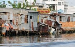 Kế hoạch di dời hơn 6.000 căn nhà lụp xụp dọc kênh Đôi tại Q.8 (Tp.HCM)