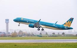 Vietnam Airlines triển khai đấu giá 11 tàu bay A321CEO, cổ phiếu tăng trần sau 2 tháng giảm liên tục