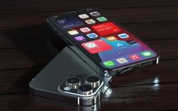 """Lộ concept iPhone 13 Pro Max màu đen """"bí ẩn"""", nhưng sao lại thế này?"""