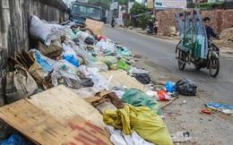 Hà Nội: Hàng trăm công nhân môi trường đã được trả một phần lương bị nợ