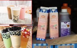 Phát hiện tấn nguyên liệu bẩn làm trà sữa: Chuyên gia nhận định có vô vàn nguy cơ tiềm ẩn, người uống cũng phải rùng mình