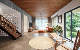Nhà liền kề ở Ecopark: Diện tích 78m2 nhưng rộng rãi chẳng kém villa, thiết kế tối giản nhưng vẫn đầy cá tính