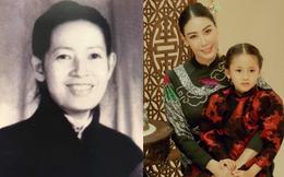 Hoa hậu Hà Kiều Anh hé lộ gia thế khủng: Là công chúa đời thứ 7, cháu vua chúa, Hà Tăng và dàn sao thốt lên điều này