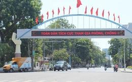Hình ảnh Phú Yên ngày đầu giãn cách xã hội