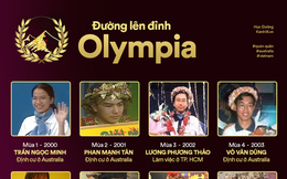 Quán quân Olympia thành công cỡ nào: Người sở hữu cơ ngơi 1 triệu USD, người trở thành quản lý cấp cao của công ty nổi tiếng thế giới
