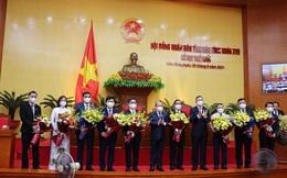 Chủ tịch HĐND, Chủ tịch UBND tỉnh Hòa Bình tái đắc cử nhiệm kỳ mới