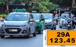 Công an Hà Nội đề nghị tổ chức, cá nhân kinh doanh vận tải sớm thực hiện đổi biển số màu vàng