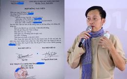 UBND phường Phú Mỹ chính thức thông tin về giấy vay nợ 5 tỷ đồng được cho là của NS Hoài Linh