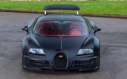"""""""Siêu phẩm"""" Bugatti Veyron Super Sport cuối cùng tìm chủ mới"""