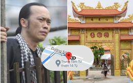 """""""Đền thờ Tổ nghiệp"""" của NS Hoài Linh trên ứng dụng Google Maps bị đổi tên thành """"Trung tâm từ thiện 14 tỷ""""?"""