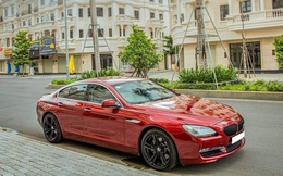 """Bán BMW 6-Series rẻ hơn Mercedes-Benz C-Class cả trăm triệu, dân chơi tiết lộ: """"Có một chi tiết độc nhất Việt Nam"""""""