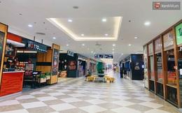 Trung tâm thương mại ở Hà Nội vắng chưa từng thấy giữa đợt Covid-19 thứ 4: Người dân đến chỉ để đi siêu thị?