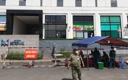 Phong toả chung cư Sài Gòn Metro Park ở TP Thủ Đức