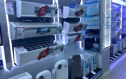 Máy lạnh Việt chật vật cạnh tranh