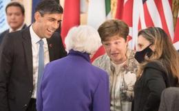 G7 đạt thoả thuận lịch sử về thuế doanh nghiệp tối thiểu toàn cầu