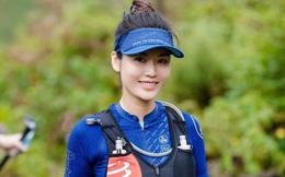 Hình ảnh truyền cảm hứng của Hoa hậu Thu Thủy khiến người hâm mộ càng thêm thương tiếc: Nụ cười tươi rói của runner xinh đẹp, yêu thiền, yoga và cực thích đọc sách