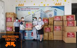 Nam Long Group ủng hộ 12 tỉ đồng hỗ trợ phòng, chống dịch Covid-19