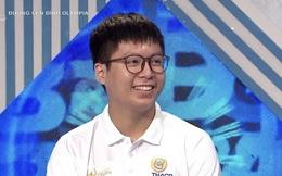 """Nam sinh Hà Nội xác lập kỷ lục 21 năm của Đường Lên Đỉnh Olympia: Thành tích học tập đáng nể, đích thị là """"con nhà người ta"""""""
