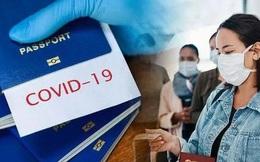 Xin cấp 'hộ chiếu vắc xin' cho lái xe chở hàng qua biên giới
